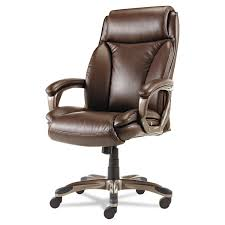 Tall Back Chairs by Amazon Com Alera Veon Series Executive High Back Leather Chair