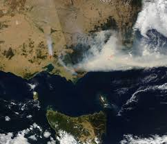 Wildfire From Space by Aqua Satellite Archives Imageo Imageo