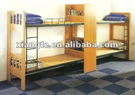 Bunk Beds Factory Direct Factory Sale 4 Dormitory Beds With Book