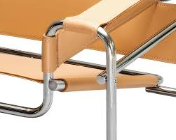 wassily chair designed by marcel breuer steelform design classics