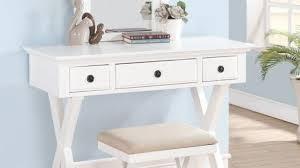 white makeup vanity table bedroom beautiful white bedroom vanity set with lights target inside
