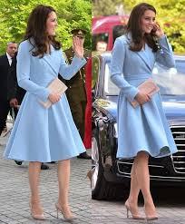 kate middleton diamond earrings kate middleton visits luxembourg in blue topaz and diamond earrings