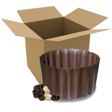 edible chocolate cups to buy candy bulk foodservice cups candy