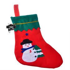 christmas socks christmas ornaments santa claus snowman reindeer