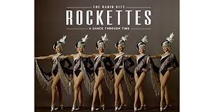 the radio city rockettes a through time by radio city