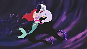 tituss burgess channels ursula mermaid song