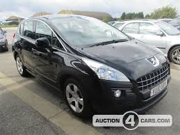 city peugeot used cars peugeot 3008 estate 1 6 hdi sport 5d for sale parkers