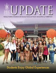 the word magazine fall 2015 by incarnate word academy issuu