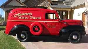 ford delivery truck 1941 ford panel delivery truck f59 indianapolis 2013