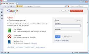 Login Gmail Gmail Login Page Ghacks Tech News