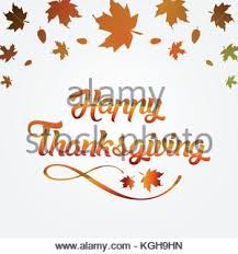 happy thanksgiving day vector greeting card harvest festival