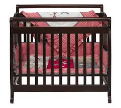 Davinci Mini Crib Emily Davinci Emily Convertible Mini Crib In Espresso M4798q