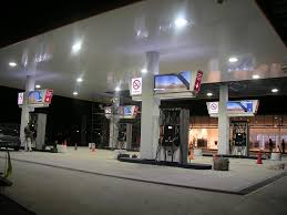 led gas station canopy lights manufacturers led gas station light manufacturer led lighting china leading
