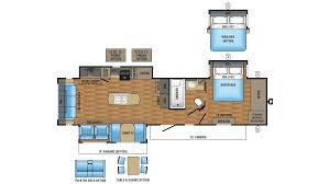 2018 jayco eagle 330rsts floor plan