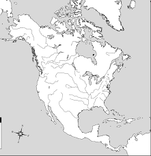 Blank Map Of Canada by The Physical Geography Of The Us U0026 Canada Mr Amiti U0027s History Class