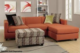 12 best collection of fabric sectional sofa