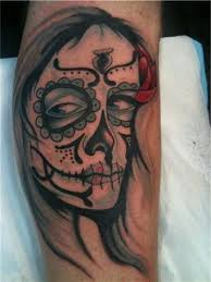customskins sugar skull meaning design and pictures