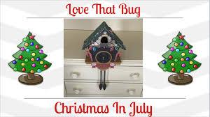 cricut explore christmas cuckoo clock video 1 youtube