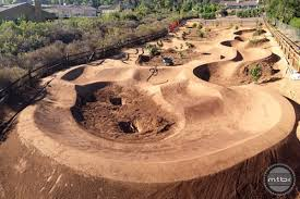 Backyard Bmx Dirt Jumps Pump Track Bring Back Good Memories Ideas For The House