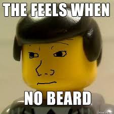 No Beard Meme - feels when no beard meme on imgur