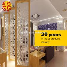 list manufacturers of restaurant decorative partition screen buy