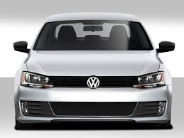volkswagen gli white duraflex gli look body kit 4 pc for volkswagen jetta 11 14