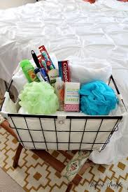 bathroom basket ideas unique guest bathroom basket ideas tasksus us