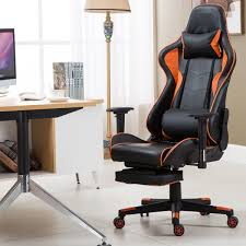 cheap gaming chairs gaming chairs for pc costway