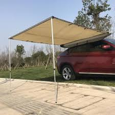 Metal Car Awning A20 040 Outsunny Car Awning Portable Folding Retractable Rooftop