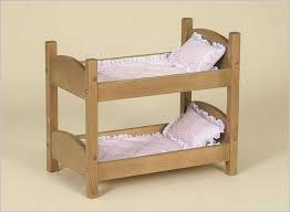 Doll Bunk Beds Plans American Doll Bunk Bed Diy Doll Bunk Beds For American