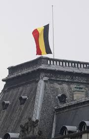 Fly Flag At Half Mast Belgium Mourns Bus Crash Victims Photos