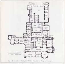 old english mansions floor plans