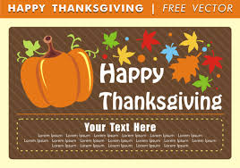 happy thanksgiving free vector 6489 free downloads
