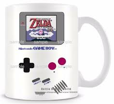 aliexpress com buy diy new gameboy ceramic white coffee tea milk