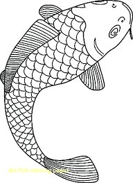 coloring pages about fish realistic fish coloring pages palim info
