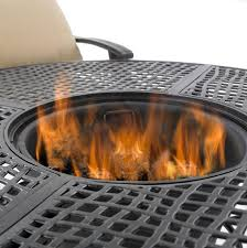 Firepits Co Uk Hartman Oliver Pit Set Free Cover Garden World