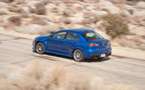 cars mitsubishi lancer 2012 mitsubishi lancer evolution first test motor trend