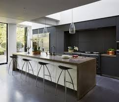 kitchen architecture home bespoke bulthaup living house