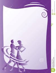 Invitation Card Samples Ball Dancing Invitation Card Template Stock Vector Image 47272390