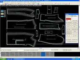 pattern and grading software pattern grading methods in apparel fashion2apparel