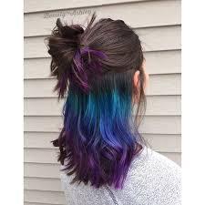 best 25 hidden hair color ideas on pinterest underlights hair