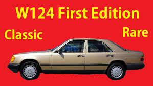 mercedes benz 300e w124 300 e class test drive video review youtube
