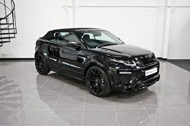 land rover evoque black modified urban automotive evoque gallery