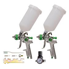 Paint Spray Gun For Sale Philippines - great neck saw 3 pieces spray gun kit 25822 the home depot