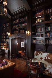 interior design for home library