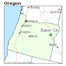 best places to live in baker city oregon