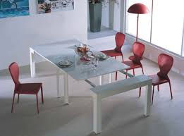 dining room expandable 2017 dining tables for small spaces high full size of dining room tiny titan massive exxtending table in white gloss being put