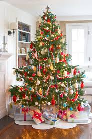christmas decorated christmas tree outstanding besttions ideas