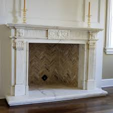 elegant custom stone fireplaces by bt architectural stone