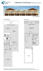 two bedroom townhouse floor plan jvt 2 bedroom townhouse floor plan u2013 home plans ideas